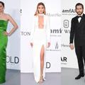 Stars et décolletés : le tapis rouge du gala de l'amfAR 2015