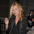 Kate Moss débarquée d'un avion pour mauvaise conduite