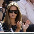 Qui sont les femmes des tennismen ?