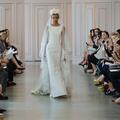 La première collection mariage de Peter Copping chez Oscar de la Renta