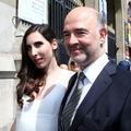 Pierre Moscovici et Anne-Michelle Basteri se sont mariés