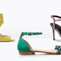 Sandales et nu-pieds : les chaussures passent à l'heure d'été