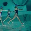 La nage synchronisée comme vous ne l'avez jamais vue