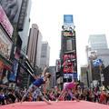 Les plus belles photos de la Journée internationale du yoga