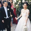 L'incroyable mariage de la fille de l'ancien vice-premier ministre libanais