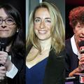 L'incroyable montée en puissance des femmes dans les médias