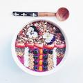 """Le """"smoothie bowl"""" : la nouvelle tendance de petits déjeuners """"healthy"""""""