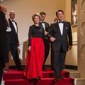 Obama, Sarkozy, Clinton... Quand les couples présidentiels se retrouvent à l'écran