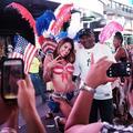 Le maire de New York se bat contre les seins nus à Times Square