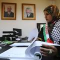 En Palestine, un premier mariage célébré par une femme