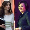 Amal Clooney contre Cherie Blair : la guerre est déclarée
