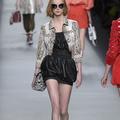 Milan Fashion Week : sous le cuir, le romantisme de Fendi