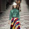 Fashion Week : le 70's show de Gucci à Milan