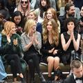 Fashion Week de Londres : les stars des premiers rangs