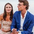 Ana Girardot et Arthur de Villepin, le nouveau it couple de la saison