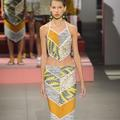 Fashion Week : une voyageuse au long cours chez Kenzo