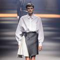 Fashion Week : la mondaine déglinguée d'Alber Elbaz chez Lanvin