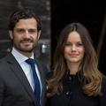 Carl Philip et Sofia de Suède attendent leur premier enfant