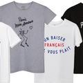Douze tee-shirts pour déclarer son amour à Paris