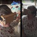 La vidéo hilarante d'une mamie qui teste la réalité virtuelle