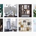 Les 10 comptes Instagram dont s'inspirer pour décorer sa table de Noël