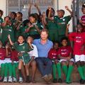 Les nouvelles aventures du Prince Harry en Afrique du sud