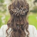 Majestueuses coiffures de mariée