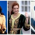 Dix princesses orientales engagées