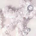 Parures de bijoux précieux pour le jour-J