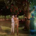 Vivienne Westwood et son mari jouent Adam et Ève pour alerter sur le climat