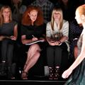 Grace Coddington, du mannequinat au Vogue US