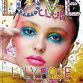 """Lily-Rose Depp, icône pop en couverture de """"Love Magazine"""""""