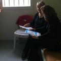 NKM rend visite à Jacqueline Sauvage en prison