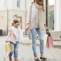 Soldes pour enfants, joie des parents