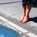 L'obsession de la semaine : les escarpins rouges signés David Beauciel