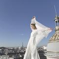 Frida, la robe de mariée d'Élise Hameau pour Maria Luisa Mariage