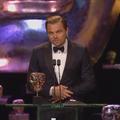 Grand gagnant des Bafta, Leonardo DiCaprio rend hommage... à sa maman