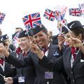 Les hôtesses de British Airways ont gagné le droit de porter un pantalon