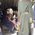 Fashion Week de Londres : les stars des front rows