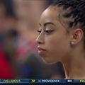 Vidéo : une Américaine électrise le public en mixant gym et hip hop