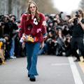 Street Style : Milan la flamboyante