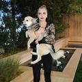 Bébé, chien, chat: les nouveaux accessoires des célébrités