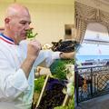 Coup de food à la Villa Eugénie au Palais