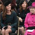 Kate Middleton révèle le surnom que George donne à la reine d'Angleterre