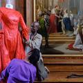 À Saint-Denis, les envoûtantes robes de Lamyne M. ressuscitent les reines de France