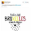 Attentats de Bruxelles : Kendall Jenner, Miley Cyrus et Gigi Hadid se mobilisent sur les réseaux sociaux