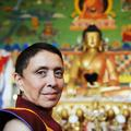 """Davina Delor, de """"Gym Tonic"""" à nonne bouddhiste"""