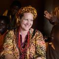 """Lisa Lovatt-Smith, de rédactrice en chef de """"Vogue"""" à la direction d'un orphelinat au Ghana"""