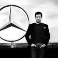 Alexis Mabille préside le concours de mode organisé par Mercedes-Benz