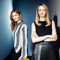 Delphine Arnault et Karlie Kloss, les âmes mode